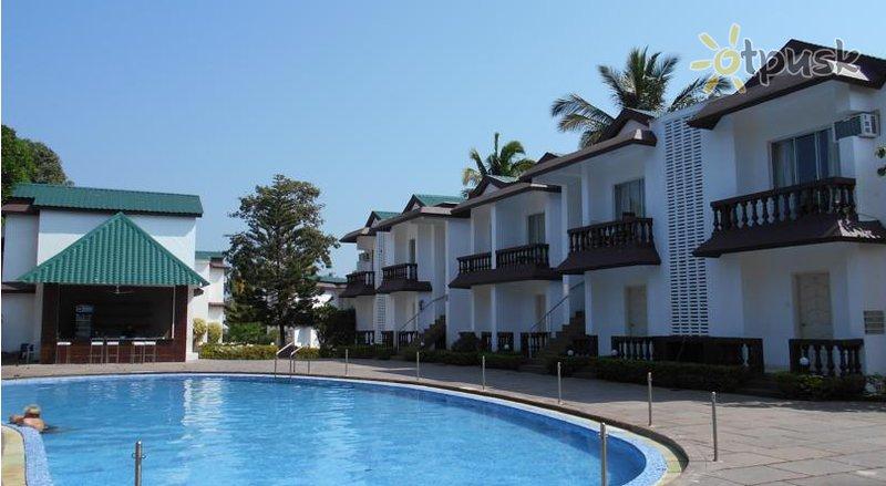 Фото отеля Bollywood Sea Queen Beach Resort 3* Южный Гоа Индия