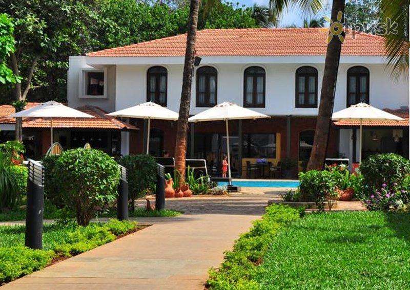 Фото отеля Kyriad Prestige Calangute 4* Северный Гоа Индия