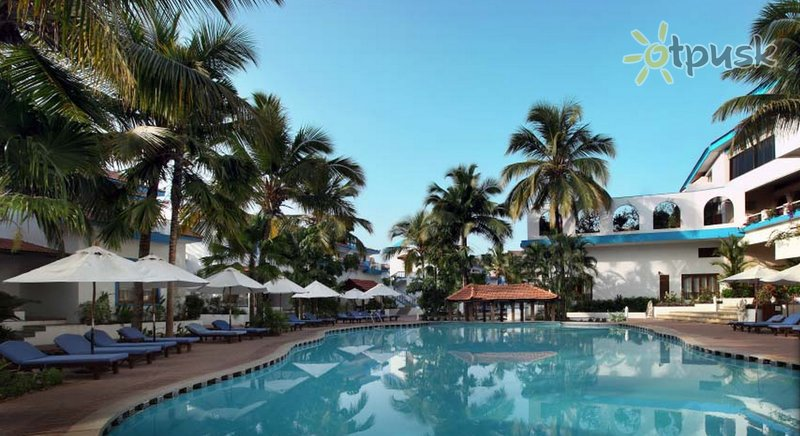 Фото отеля Haathi Mahal Resort Hotel 4* Южный Гоа Индия