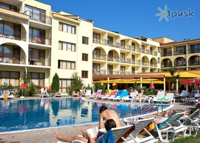 Фото отеля Yavor Palace 4* Солнечный берег Болгария