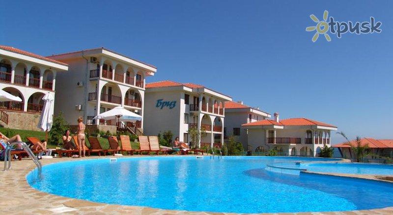 Фото отеля Breeze Hotelcomplex 4* Святой Влас Болгария