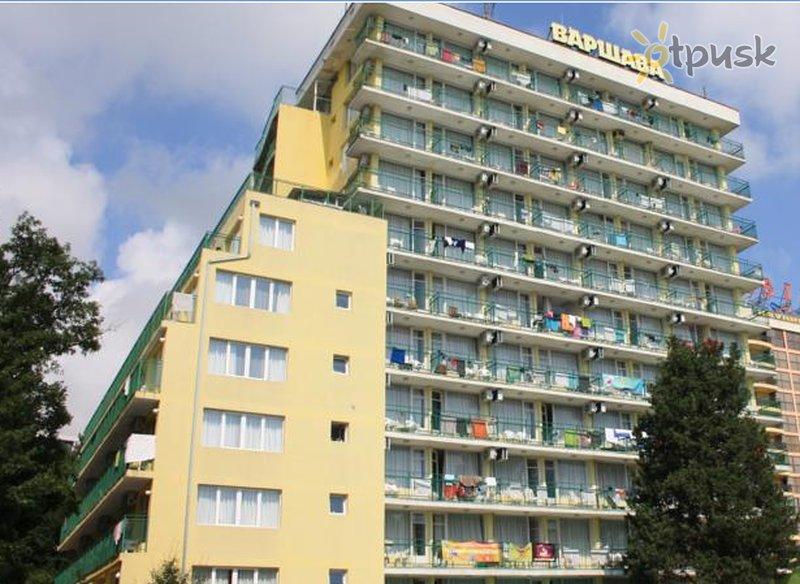 Фото отеля Varshava Hotel 2* Золотые пески Болгария
