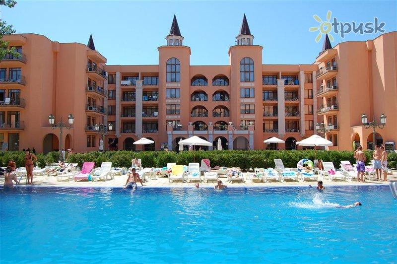Фото отеля Palazzo Hotel 4* Солнечный берег Болгария