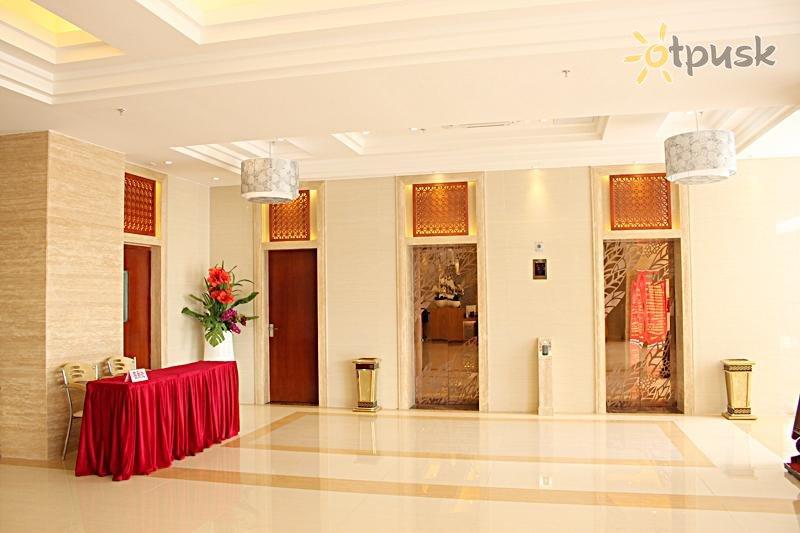 Фото отеля Oasis Hotel 3* Гуанчжоу Китай