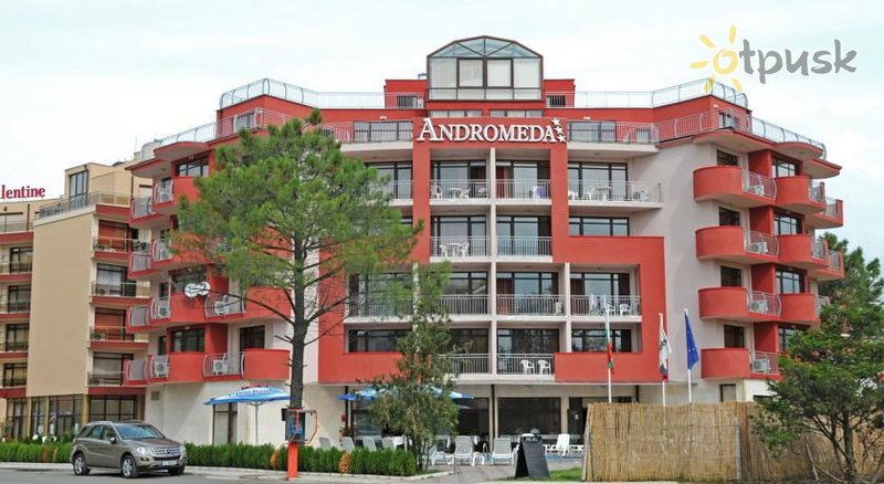 Фото отеля Андромеда 3* Солнечный берег Болгария