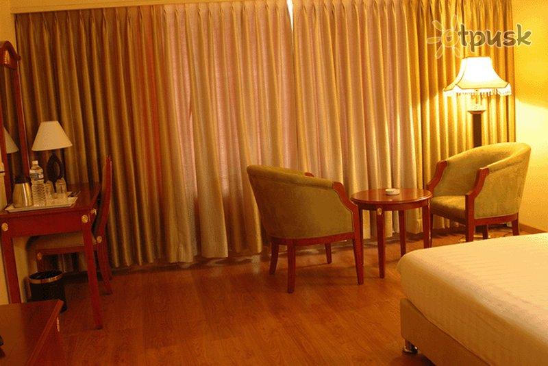 Фото отеля Krishna Palace Hotel 3* Беллари Индия