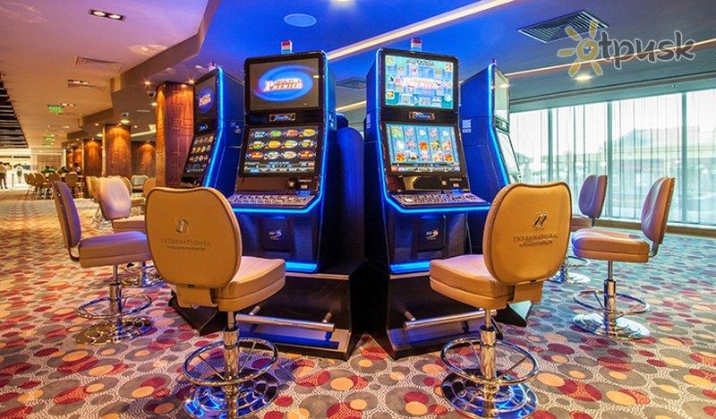 Фото отеля International Hotel Casino & Tower Suites 5* Золотые пески Болгария