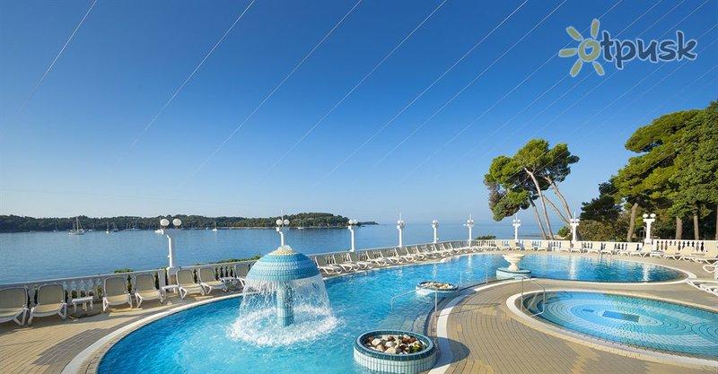 Фото отеля Island Hotel Katarina 3* Ровинь Хорватия