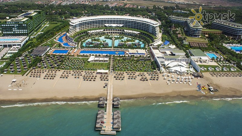 Фото отеля Maxx Royal Belek Golf Resort 5* Белек Турция