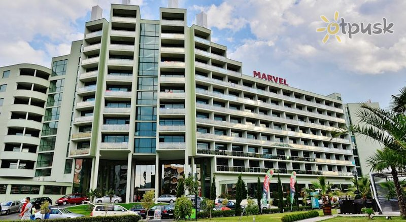 Фото отеля Марвел 4* Солнечный берег Болгария