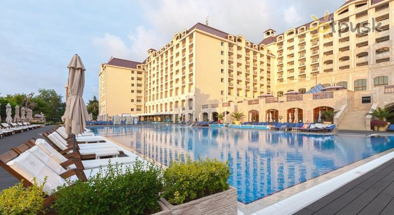 Фото отеля Мелия Гранд Эрмитаж 5* Золотые пески Болгария