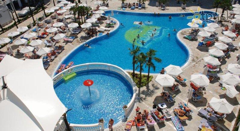 Фото отеля Метрополь 4* Солнечный берег Болгария