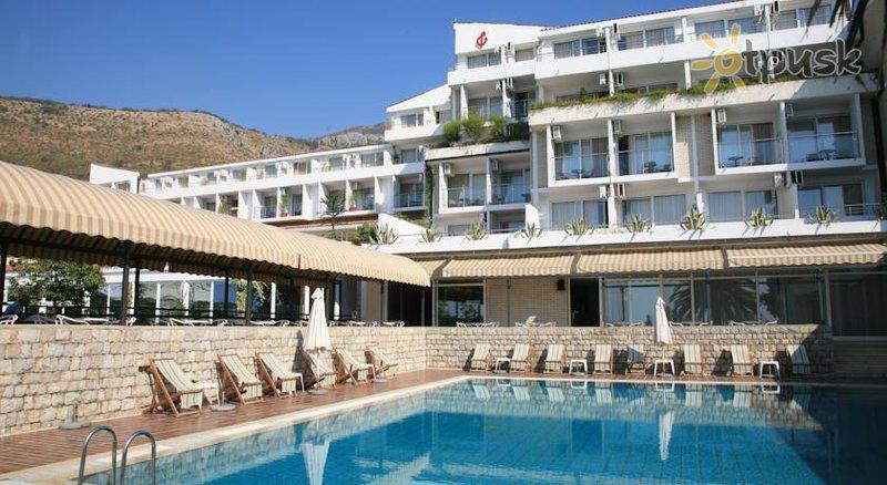 Фото отеля Palas Hotel 4* Петровац Черногория