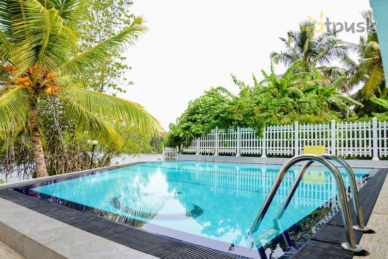 Фото отеля Laluna Ayurveda Resort 3* Бентота Шри-Ланка