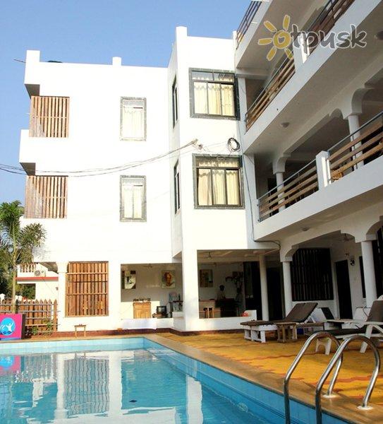 Фото отеля Pleasure Beach Resort 3* Северный Гоа Индия