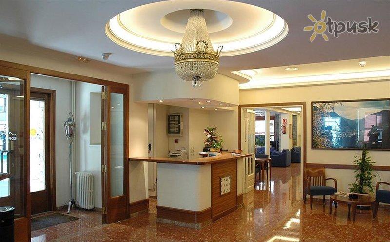 Фото отеля Oros Hotel 3* Энкамп Андорра