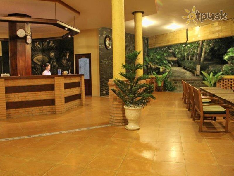 Фото отеля Hon Rom Sunlight Resort 2* Фантьет Вьетнам