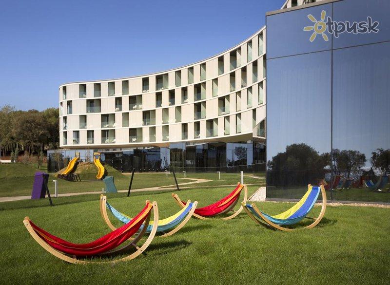 Фото отеля Family Hotel Amarin 4* Ровинь Хорватия