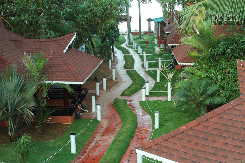 Фото отеля Clafouti Beach Resort 3* Керала Индия