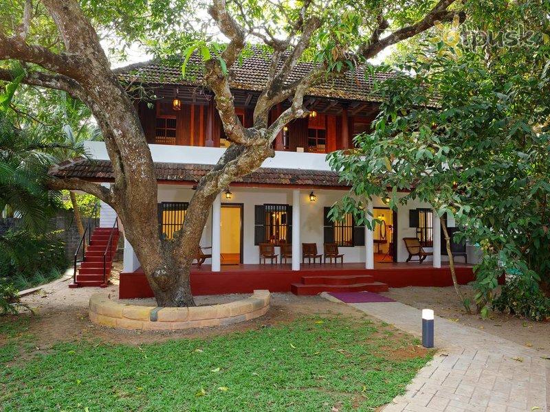 Фото отеля El Oceano Beach Villas 4* Керала Индия