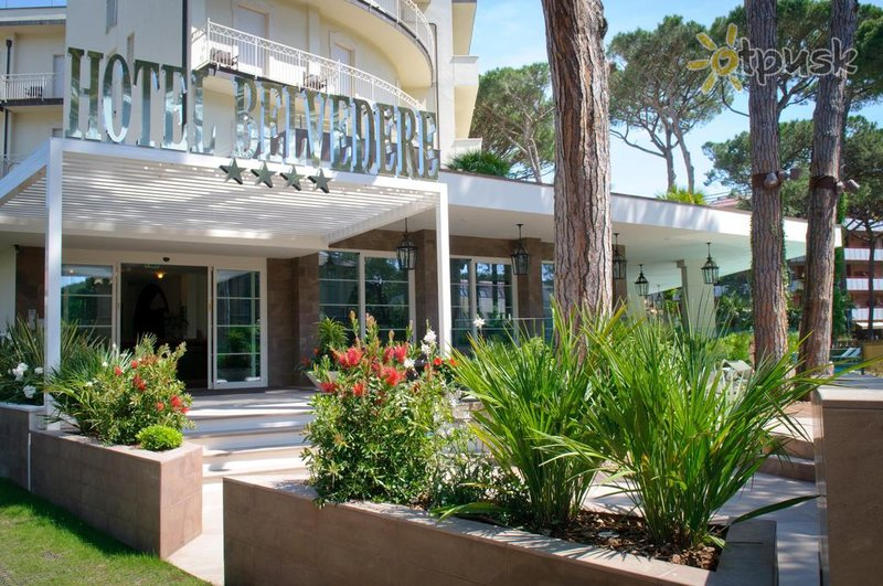 Фото отеля Belvedere Hotel 4* Римини Италия