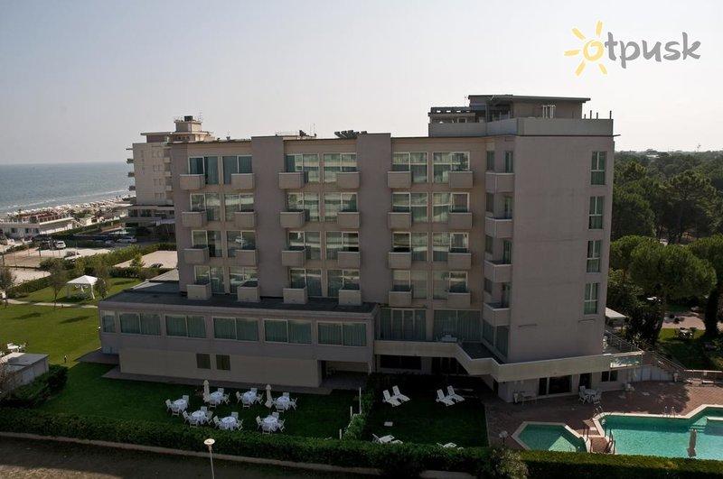 Фото отеля Embassy & Boston Hotel 4* Римини Италия