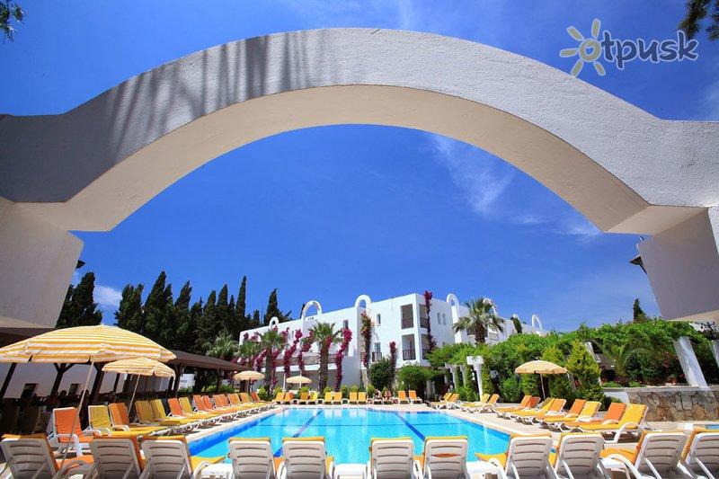 Фото отеля Natur Garden Hotel 3* Бодрум Турция