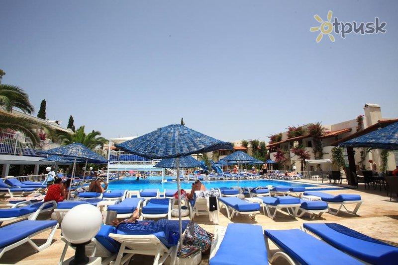 Фото отеля Summer Garden Apart Hotel 3* Бодрум Турция