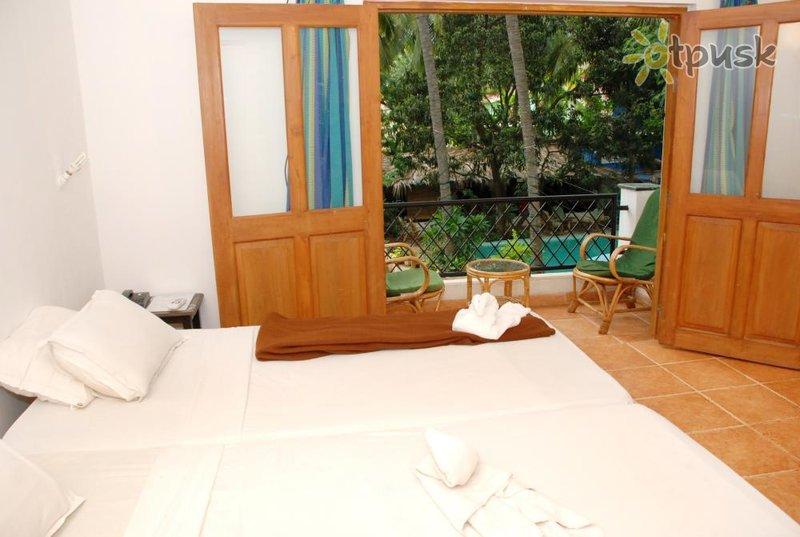 Фото отеля Villa Augusta 2* Северный Гоа Индия