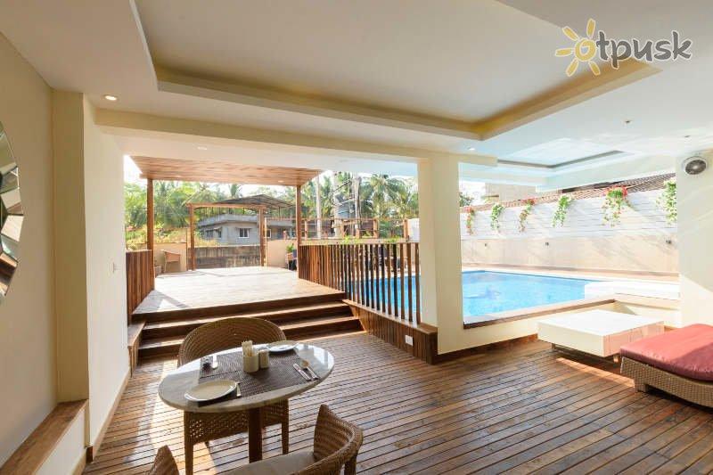 Фото отеля Amani Vagator Hotel 3* Северный Гоа Индия