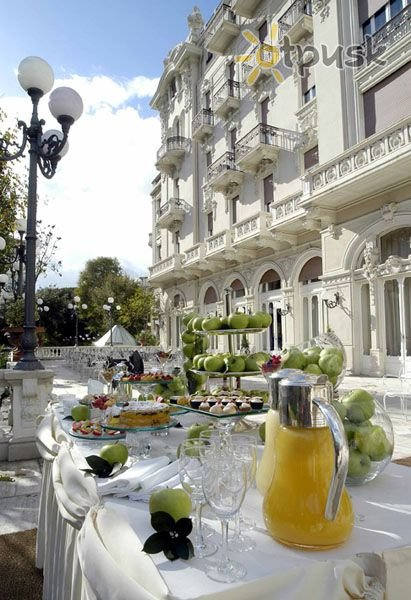 Фото отеля Grand Hotel di Rimini 5* Римини Италия