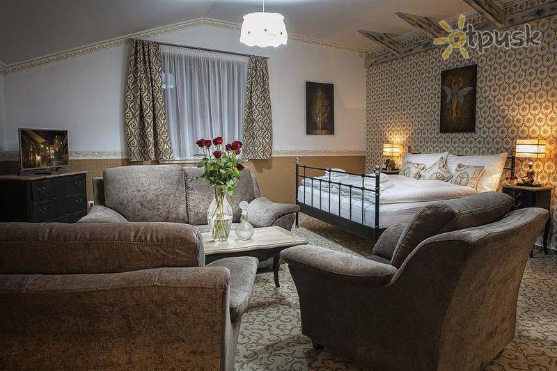 Фото отеля Pod Branou Hotel 3* Бардеев Словакия