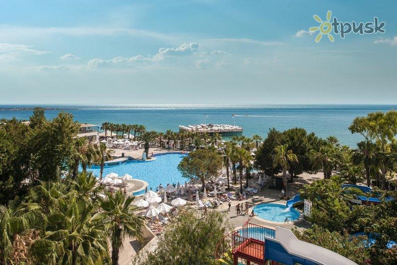Фото отеля Botanik Hotel & Resort 5* Алания Турция