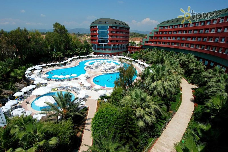Фото отеля Delphin Deluxe Resort 5* Алания Турция