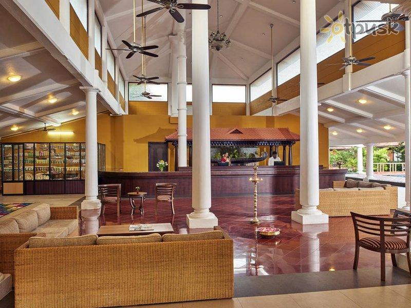 Фото отеля Club Mahindra Poovar 4* Керала Индия