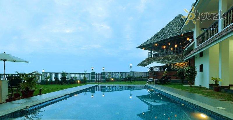 Фото отеля B'Canti Boutique Beach Resort 5* Керала Индия