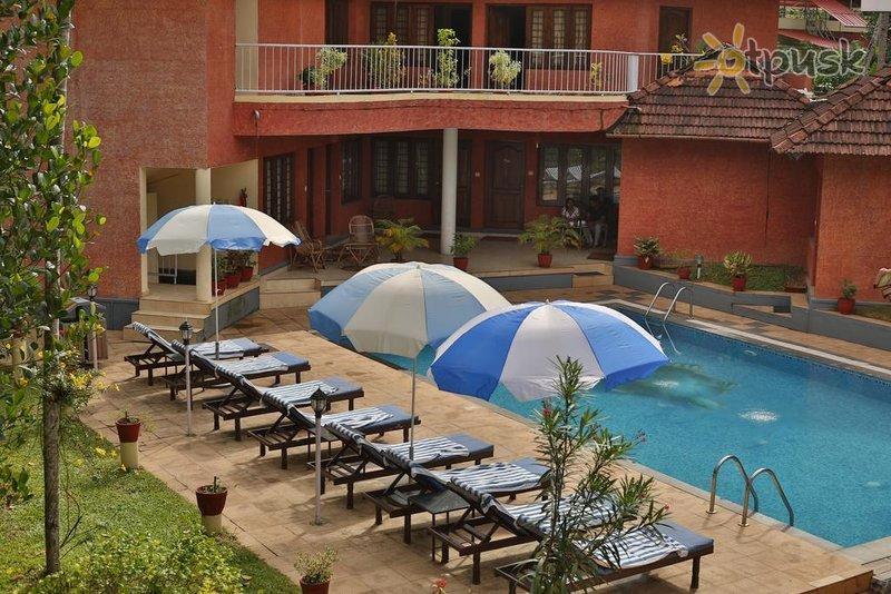 Фото отеля Deshadan Cliff and Beach Resort 3* Керала Индия