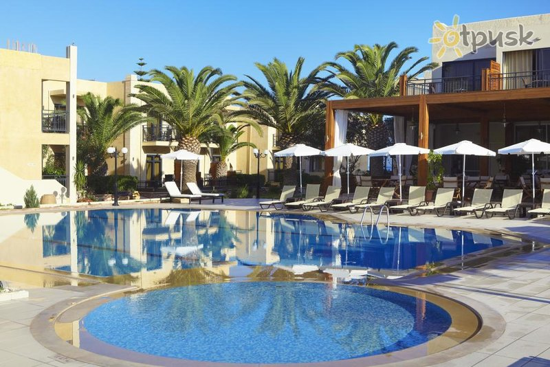 Фото отеля Atlantis Beach Hotel 5* о. Крит – Ретимно Греция