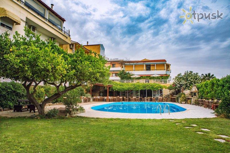 Фото отеля Roxani Hotel 2* о. Крит – Ираклион Греция