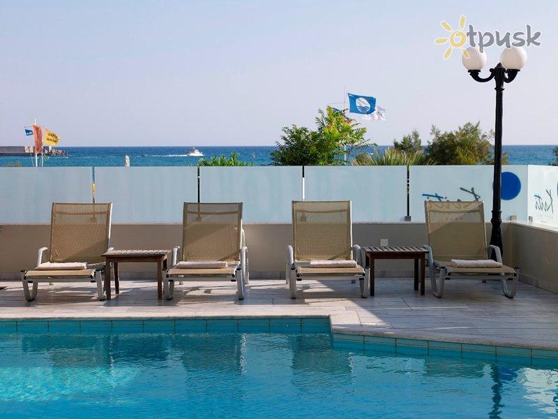 Фото отеля Kriti Beach Hotel 4* о. Крит – Ретимно Греция