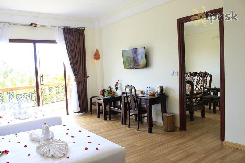 Фото отеля Ca Ty Muine Resort 4* Фантьет Вьетнам