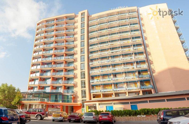Фото отеля Shipka Beach Hotel 3* Солнечный берег Болгария