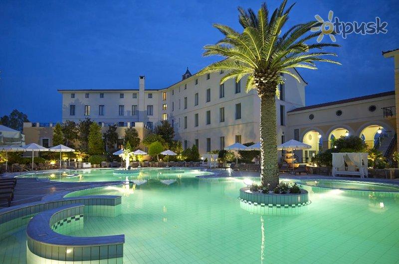 Фото отеля Thermae Sylla Spa & Wellness Hotel 5* о. Эвбея Греция