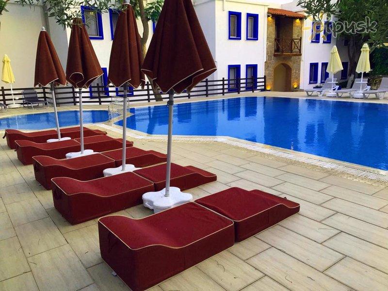 Фото отеля Atrium Hotel 3* Бодрум Турция