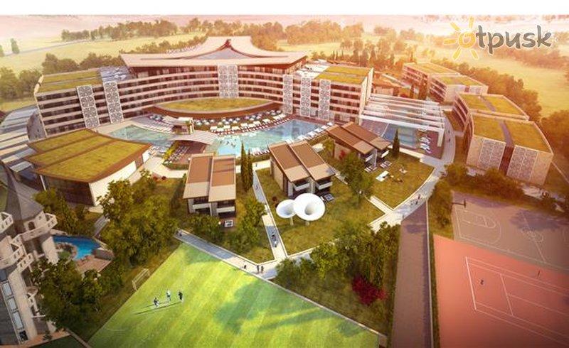 Фото отеля Aqua Paradise Resort 4* Несебр Болгария
