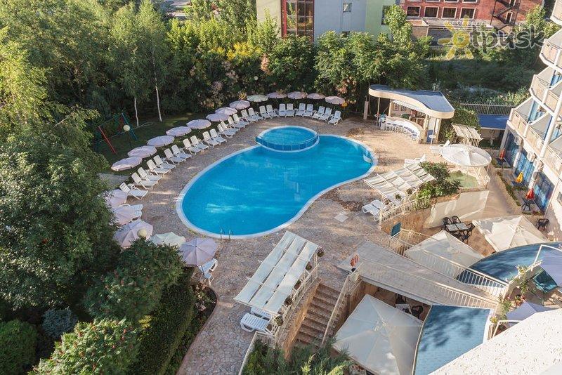 Фото отеля Aquamarine 4* Солнечный берег Болгария