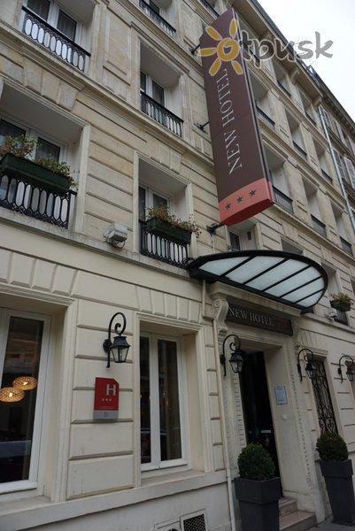Фото отеля New Hotel Opera 3* Париж Франция