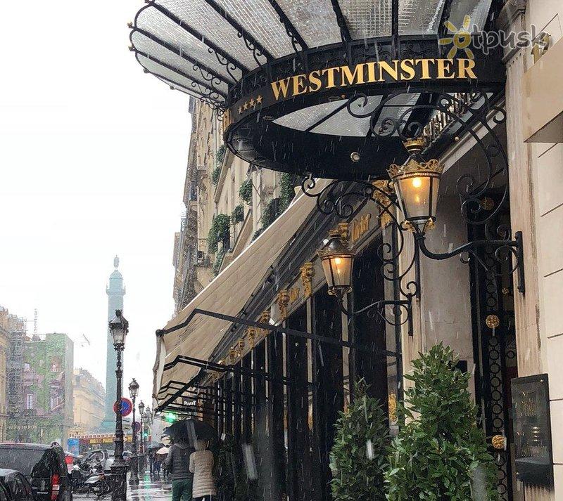 Фото отеля Westminster Hotel 4* Париж Франция