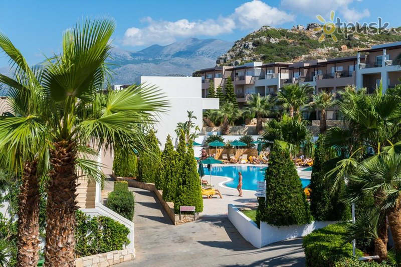 Фото отеля Grand Hotel Holiday Resort 4* о. Крит – Ираклион Греция