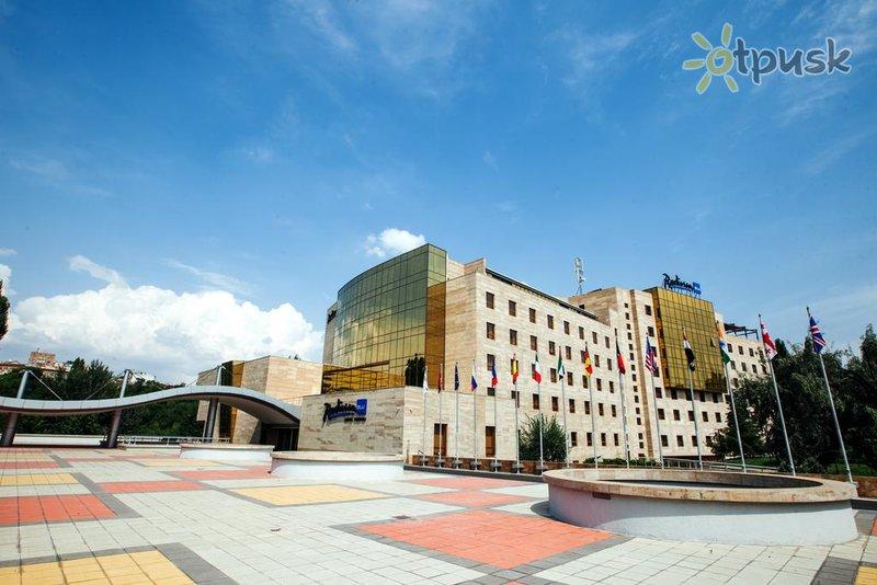 Фото отеля Radisson Blu Hotel Yerevan 5* Ереван Армения